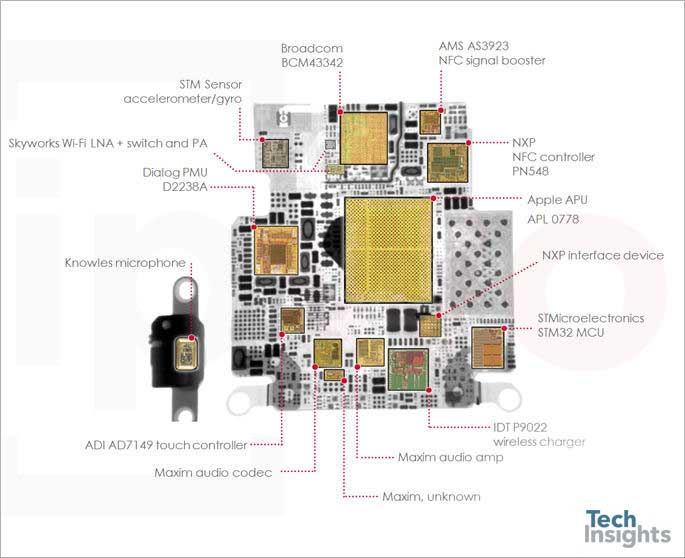 Apple Watch Teardown   TechInsights