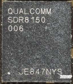 Figure 7 Qualcomm SDR8150