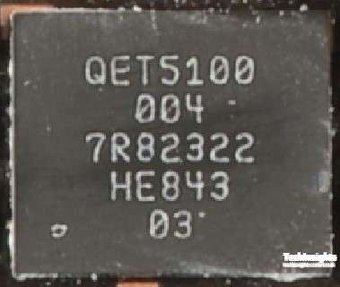 Figure 8 Qualcomm QET5100