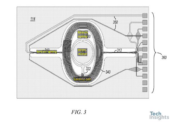 Figure 9: US Patent 20100079836 A1 (Fig. 3)