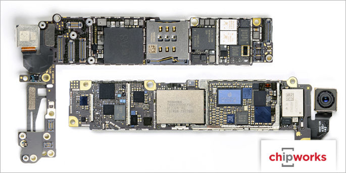 Pcb Layout Iphone 6s