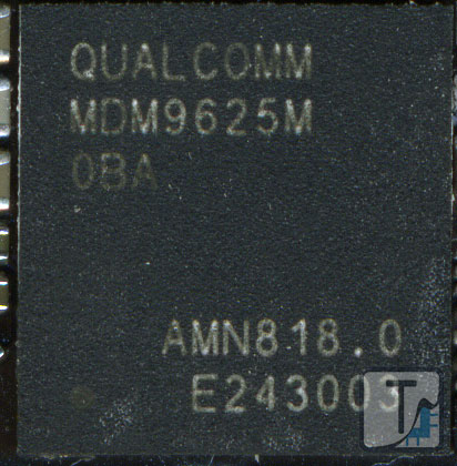 Qualcomm Gobi MDM9625M Baseband Processor