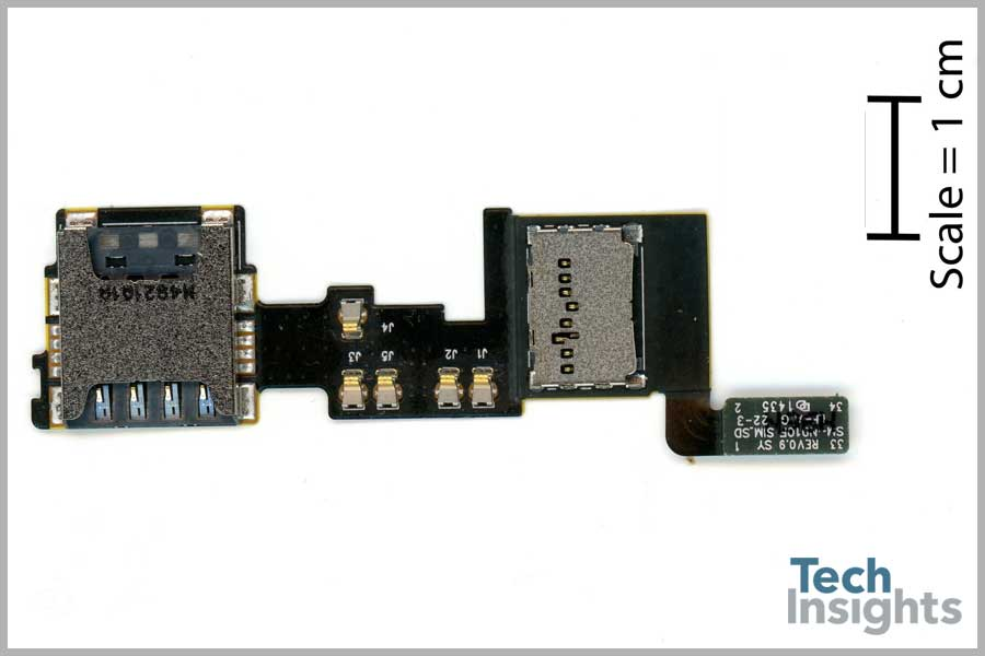 Samsung Galaxy Note 4 External Memory Board - not needed in the Galaxy Note 5