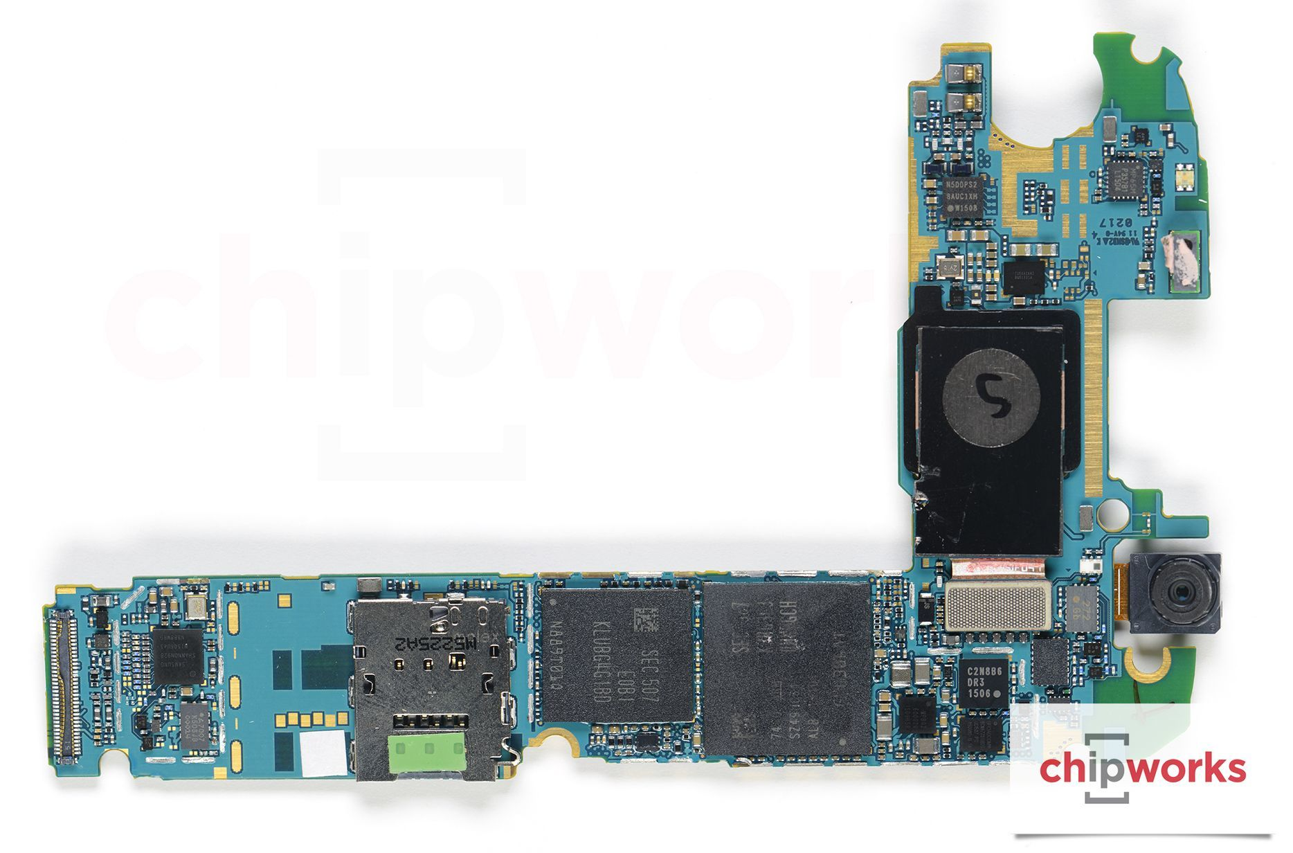 Samsung Galaxy S6 Teardown | TechInsights