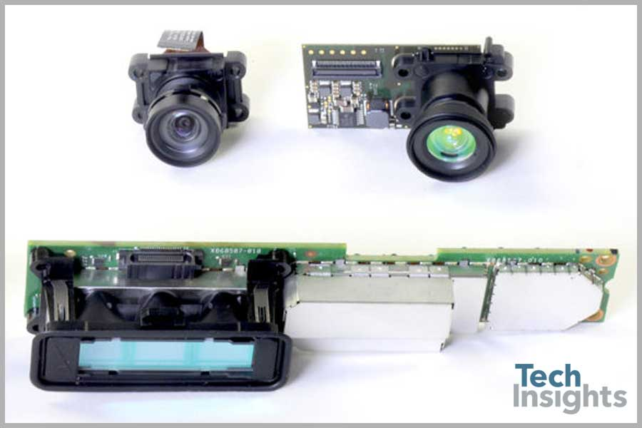 Xbox One Kinect Components