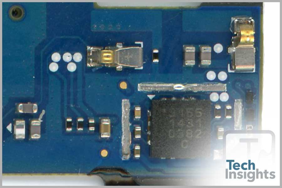 Cypress Semiconductor Touch Controller