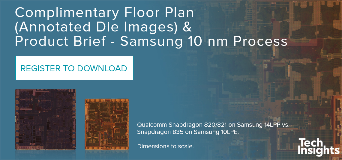 Samsung 10 nm LPE Process