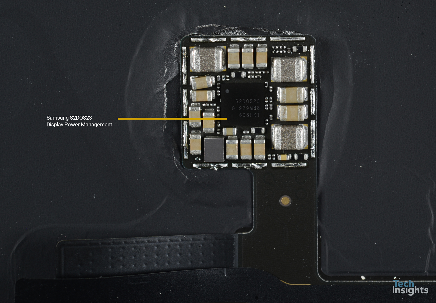 Apple iPhone 11 Pro Max - Board - Samsung S2DOS23