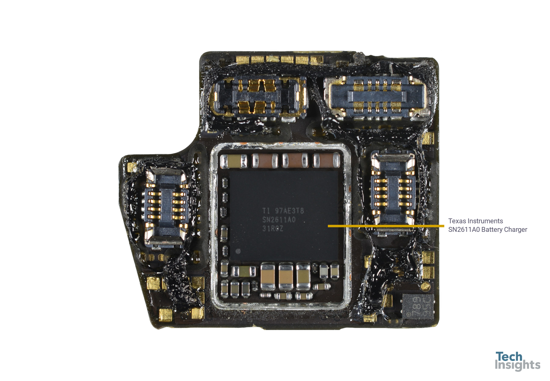 Apple iPhone 11 Pro Max - Board - Texas Instruments SN2611A0