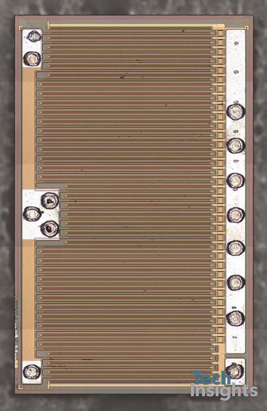 Figure 5 Power Integrations SG190C GaN Die