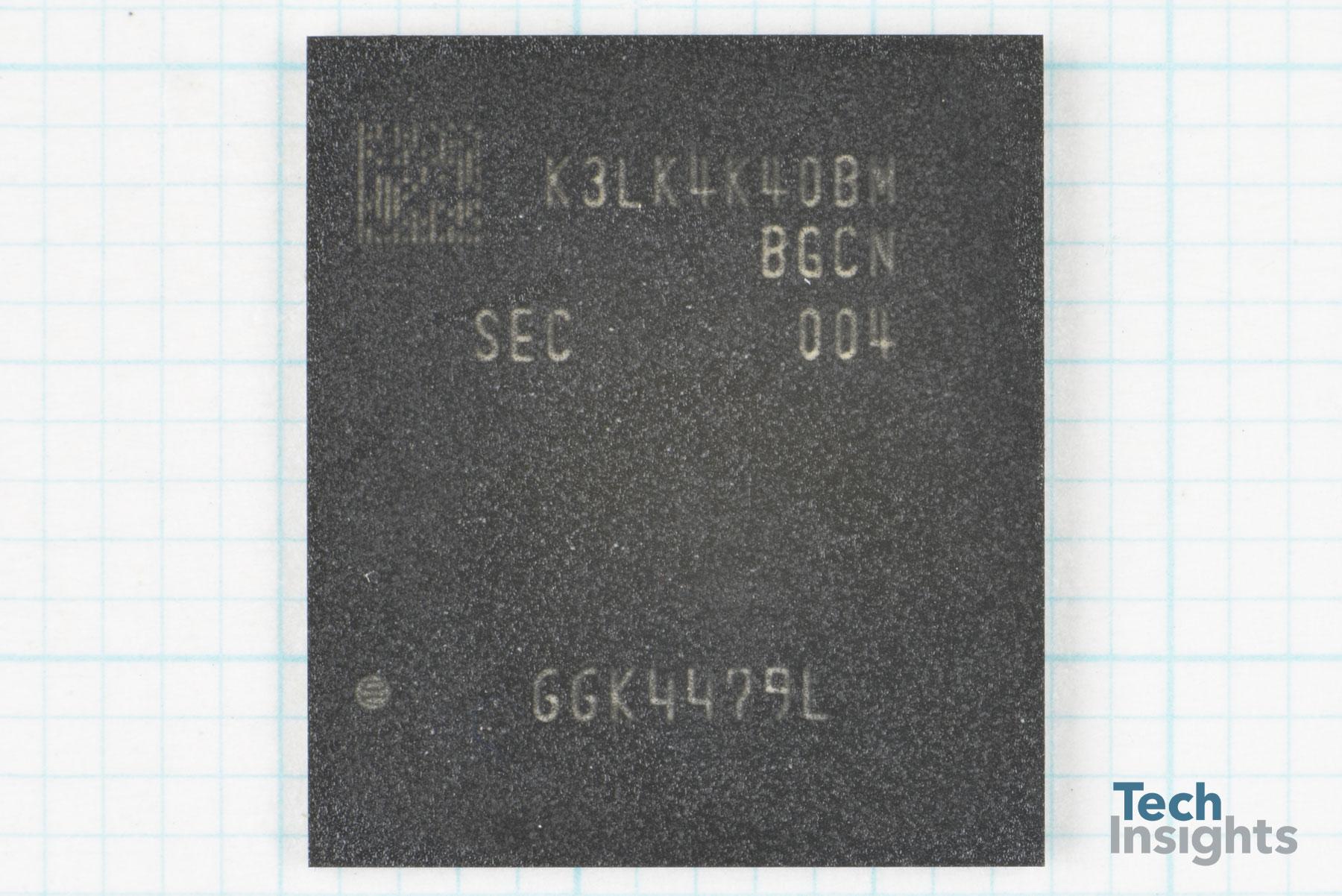 Samsung 12 GB K3LK4K40BM-BGCN