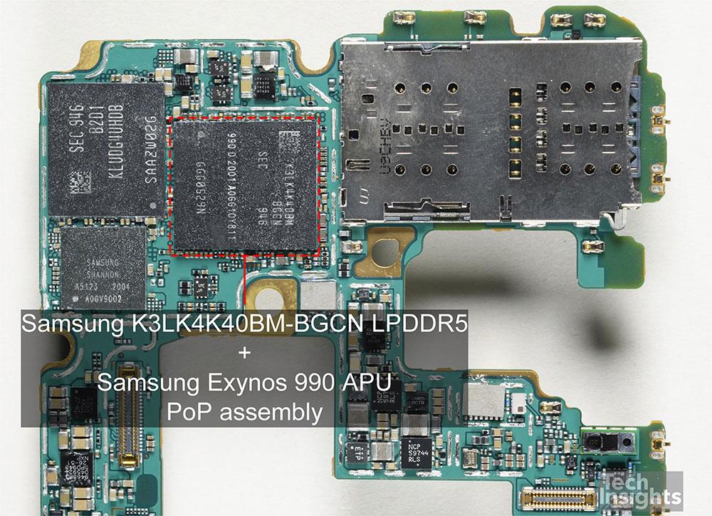 Samsung S20 Board