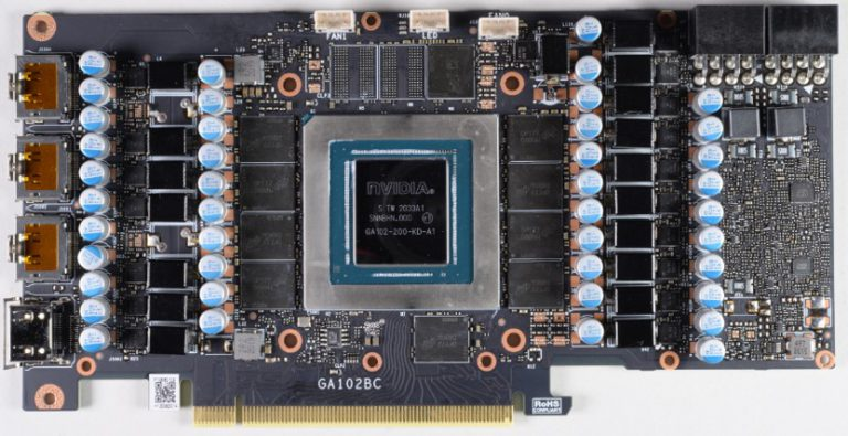 New GDDR6X from Micron