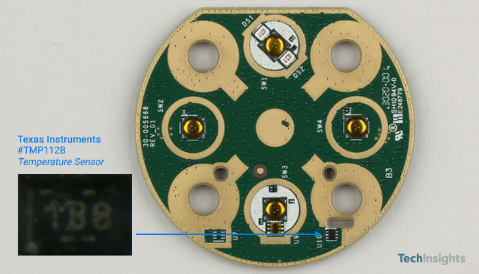 Texas Instruments Temperature Sensor