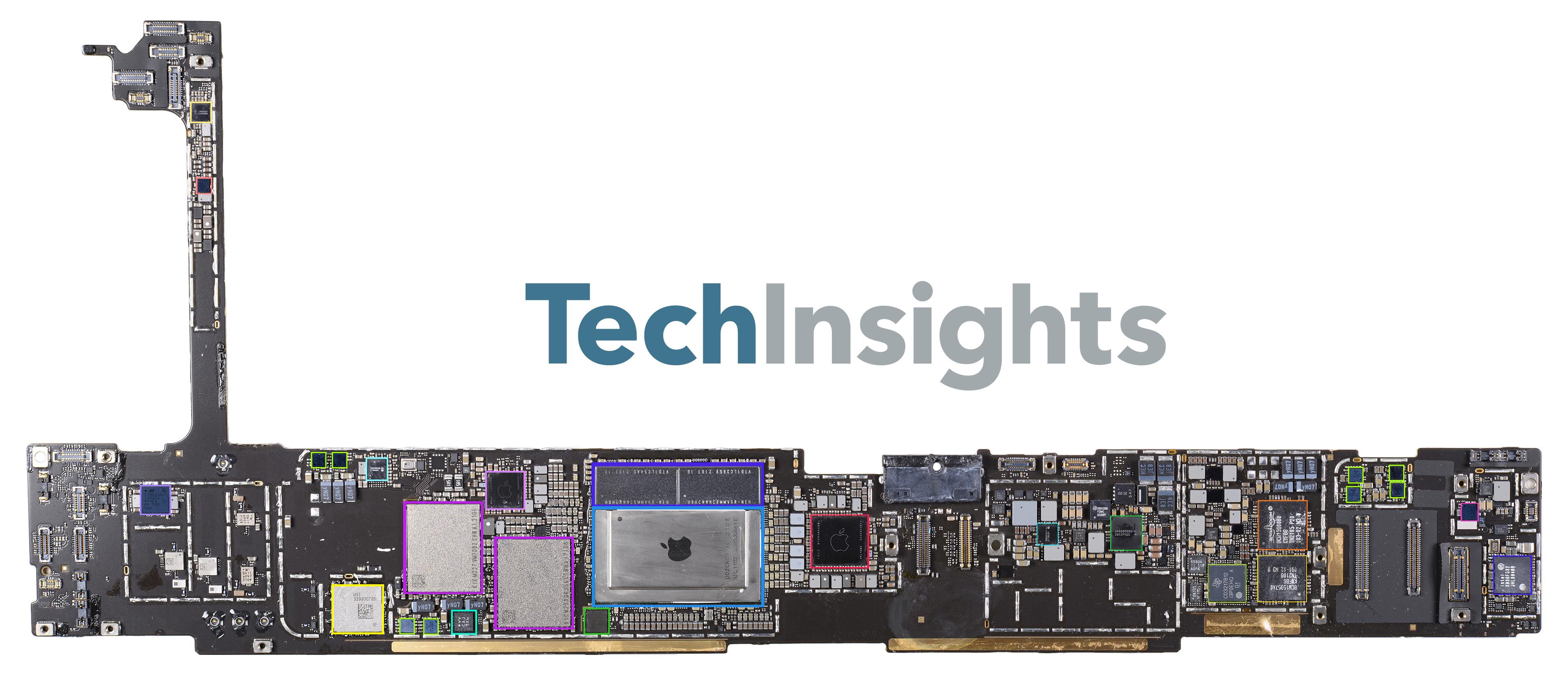 Apple iPad Pro A2378 Board