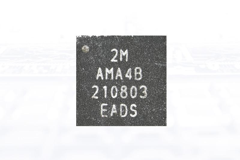 Ambiq Apollo-4 Blue MCU package