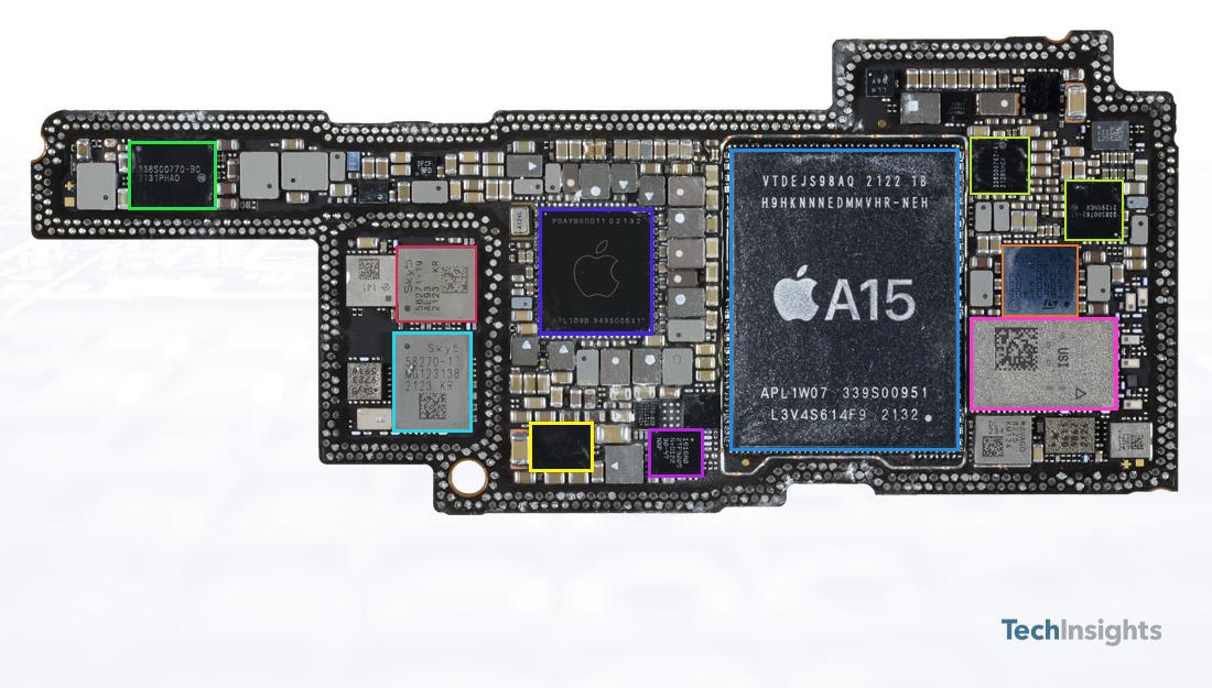 Apple iPhone Pro Teardown