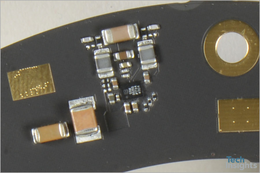 Audio ICs and Microphones Board