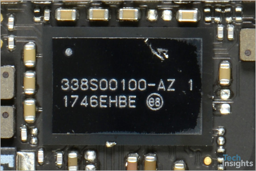 Apple/Dialog 338S00100 PMIC on the Apple HomePod Board