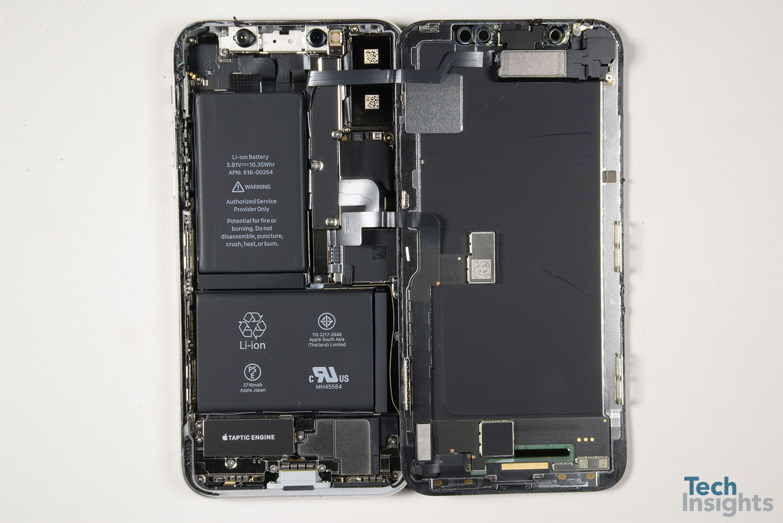 huge discount a24bd 8bc82 Apple iPhone Xs Max Teardown
