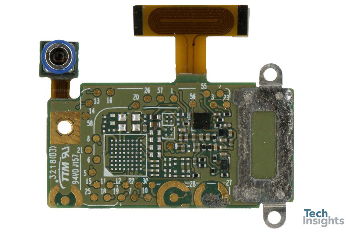 Figure 6: Fitbit Charge 3 - Main Board, Side 2
