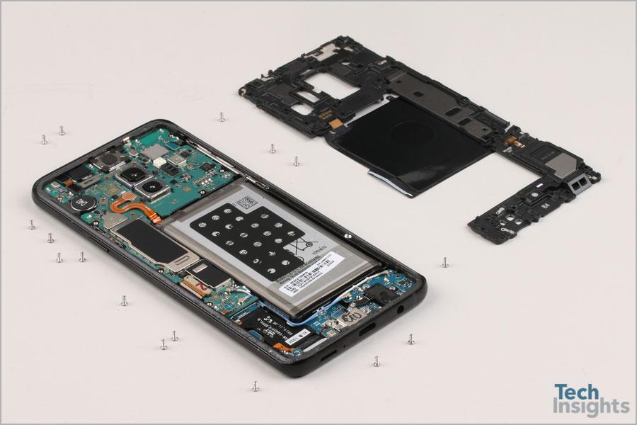 Samsung Galaxy S9 Teardown
