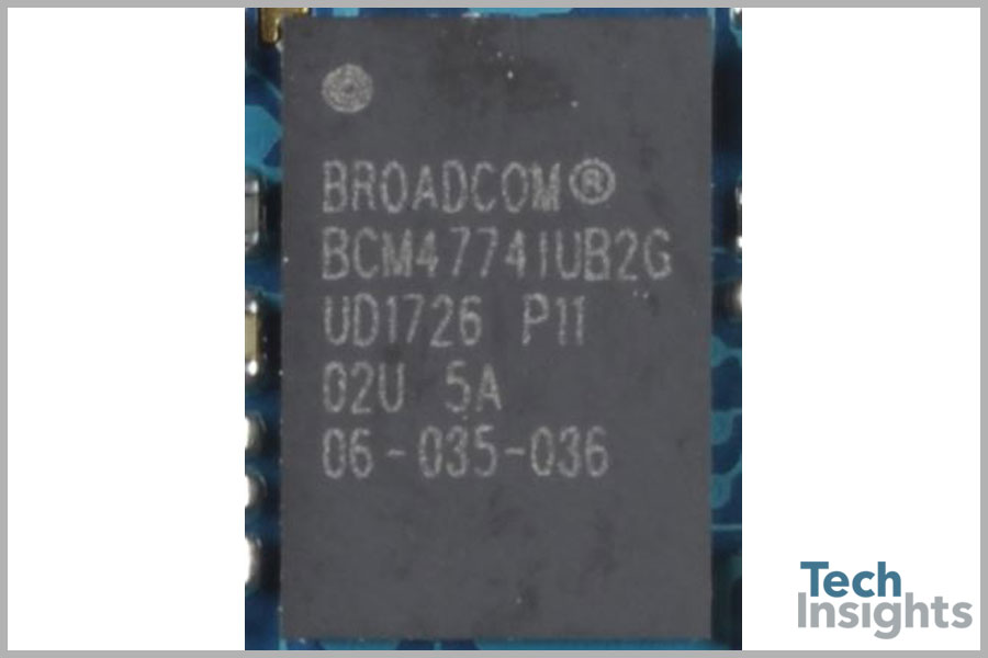 Broadcom BCM4774 GNSS Location Hub