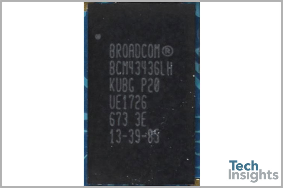 Broadcom BCM43436 wireless combo SoC