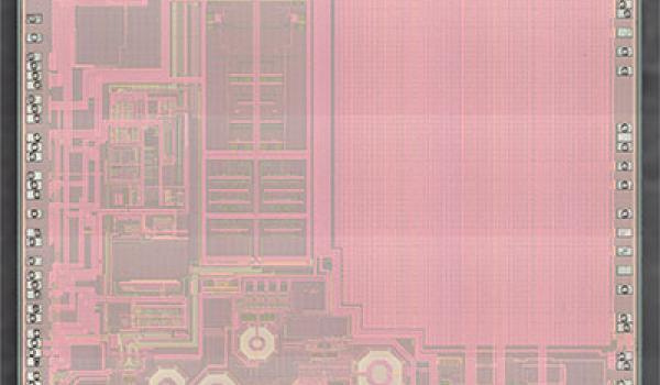 Decawave DW1000 UWB Radio IC Basic Floorplan Analysis
