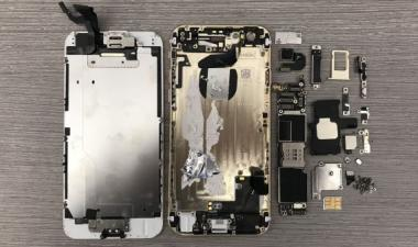 Inside an Apple iPhone: Where parts and materials come from
