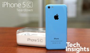 Apple iPhone 5c Teardown