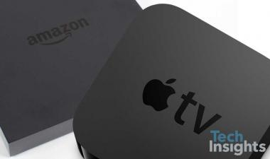 Apple TV vs Amazon Fire TV Teardown