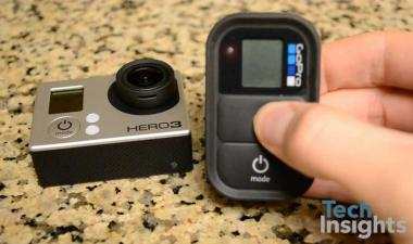 GoPro Hero3 Wearable Sports Camera Teardown