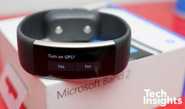 Microsoft Band II Teardown