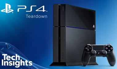 Sony PlayStation 4 Teardown