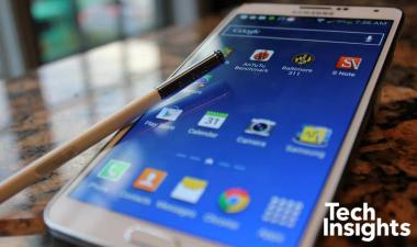 Samsung Galaxy Note 3 Teardown