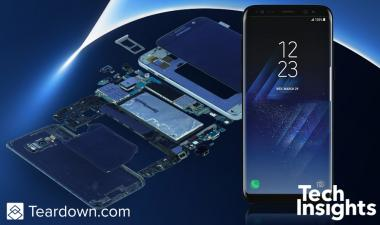 Samsung Galaxy S8 (SM-G950W) Teardown