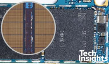 Samsung 18 nm DRAM Analysis