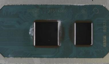 First Look at Intel's 10nm Cannon Lake CPU Die
