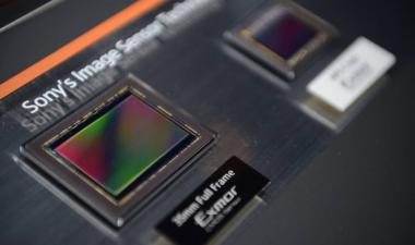 How long can Sony keep the top spot in the image sensor market?