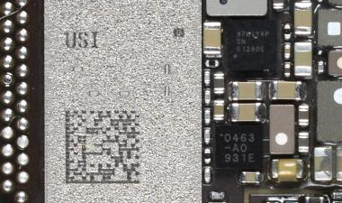 Apple U1 UWB Chip