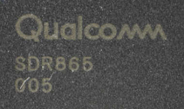 Qualcomm's Snapdragon SDR865 Transceiver