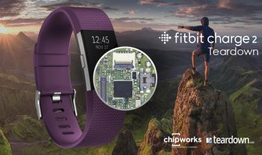 Fitbit Charge 2 Teardown