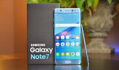 Samsung Galaxy Note 7 Teardown