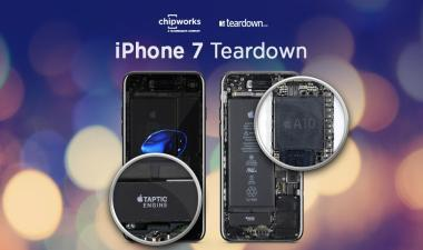 Apple iPhone 7 Teardown